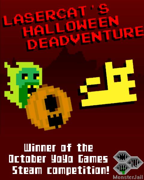 LaserCat's Halloween Deadventure